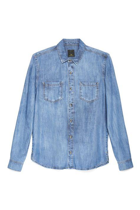 Camisa-Jeans-Masculina-Detalhe-Still--