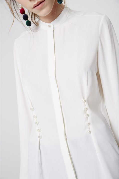 Camisa-Gola-Padre-Feminina-Detalhe--
