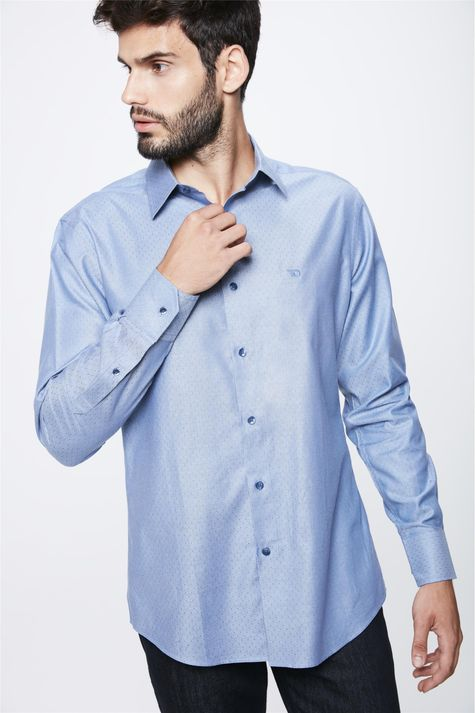 9c654ec75 Camisa Social Masculina - Damyller