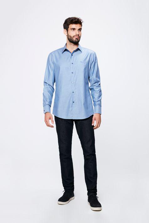 92c1b7868f Camisa Social Masculina - Damyller