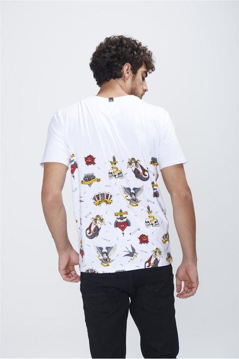 Camiseta-Unissex-Costas--