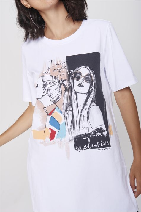 Camiseta-Longa-Feminina-Detalhe--