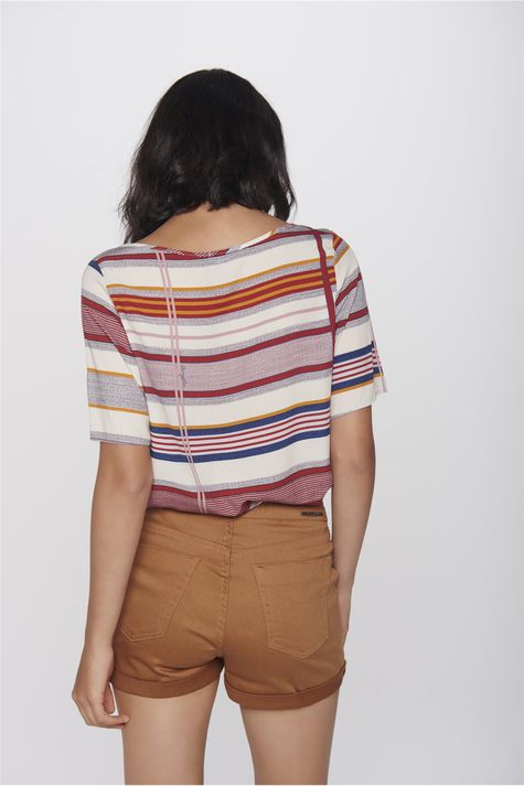 Shorts-Color-Cintura-Alta-Feminino-Costas--