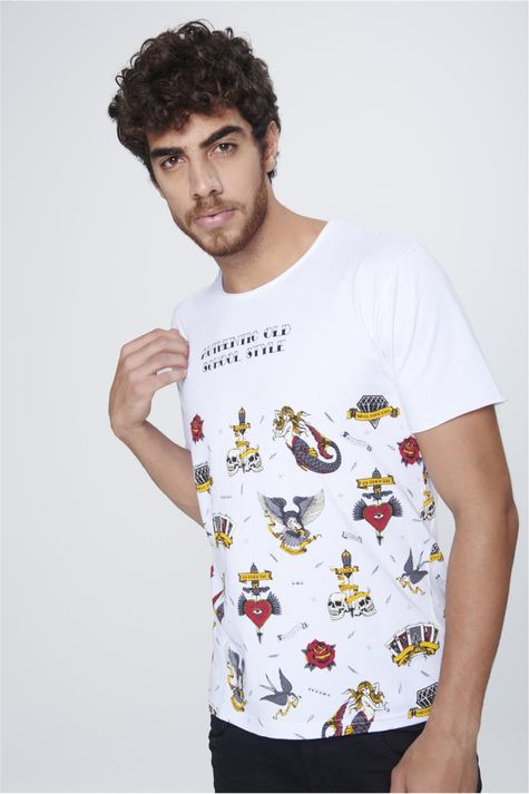 Camiseta-Unissex-Frente--