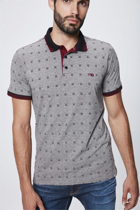 860d17b30 Camisa Gola Polo Básica Masculina - Damyller