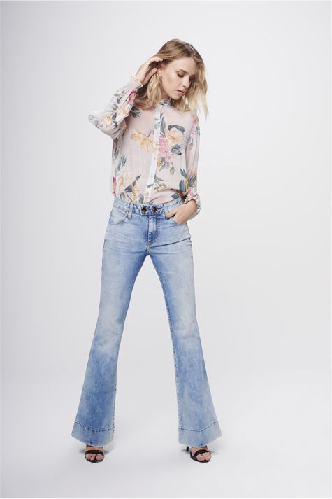 Calca-Boot-Cut-Jeans-Feminina-Estonada-Frente--