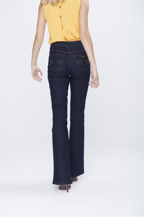 Calca-Boot-Cut-Basica-Jeans-Cintura-Alta-Costas--