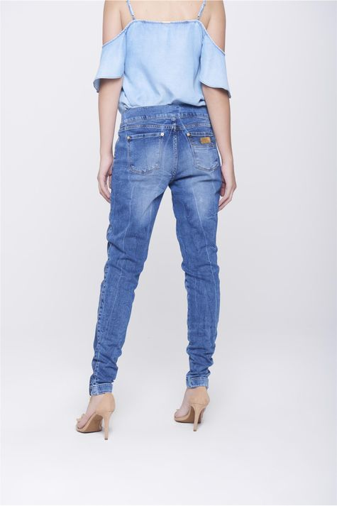 Calca-Jogger-Jeans-com-Ziper-Lateral-Costas--
