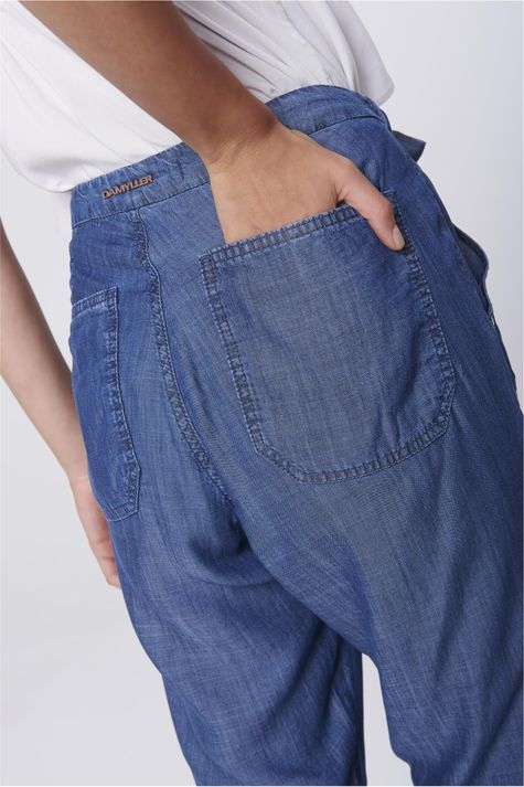 Calca-Jeans-Saruel-Cropped-Feminina-Detalhe--