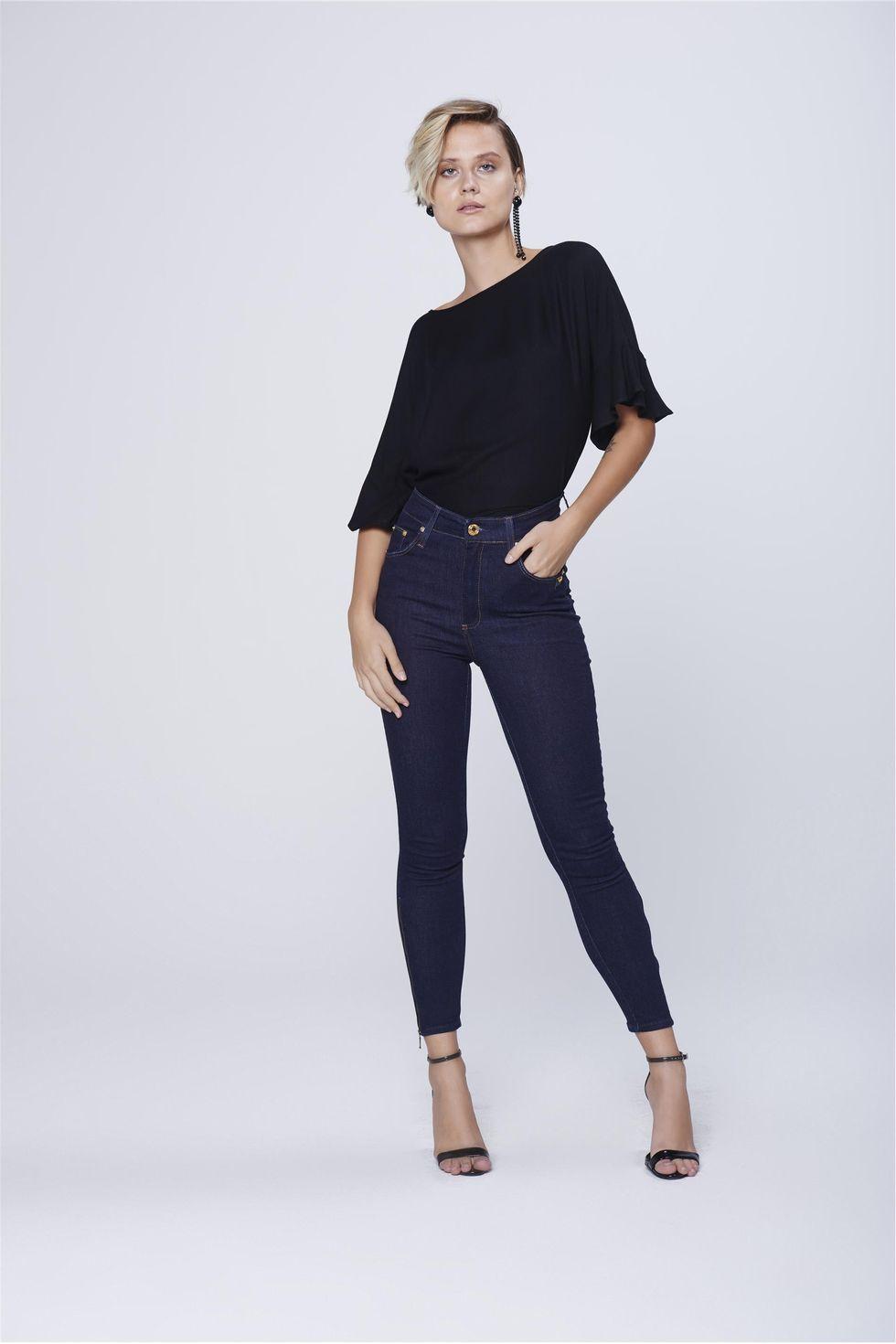Calca-Cropped-Jeans-Cintura-Super-Alta-Frente--