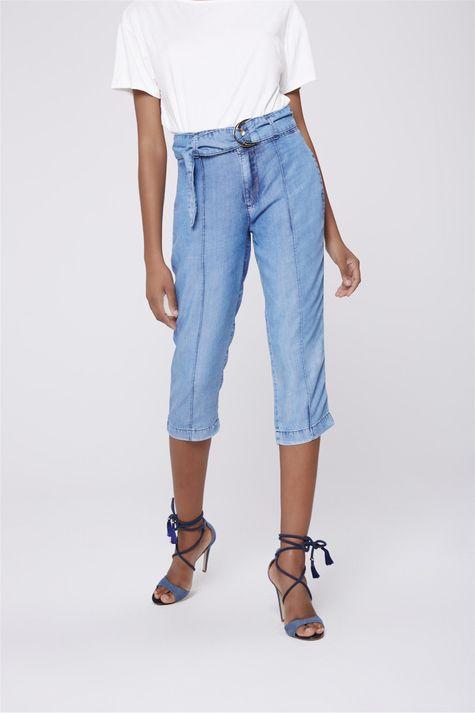 Calca-Capri-Jeans-Feminina-com-Cinto-Frente-1--