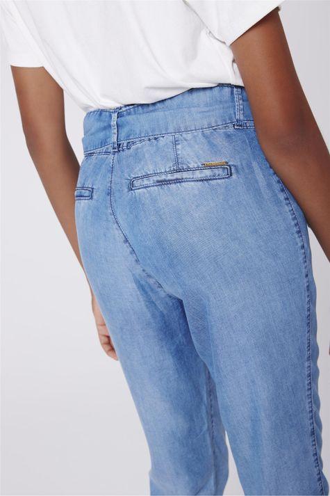 Calca-Capri-Jeans-Feminina-com-Cinto-Detalhe--