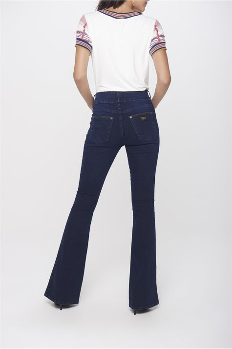 Calca-Boot-Cut-Jeans-Feminina-Cos-Largo-Costas--
