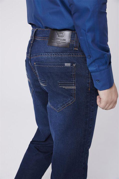 Calca-Jeans-Justa-Masculina-Detalhe--