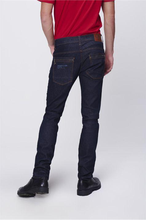 Calca-Skinny-Jeans-Amaciada-Masculina-Costas--