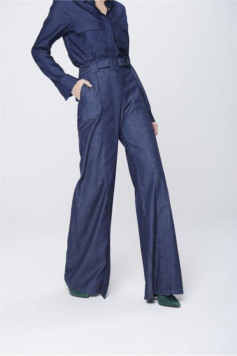 Calca-Pantalona-Jeans-com-Cinto-Feminina-Frente-1--