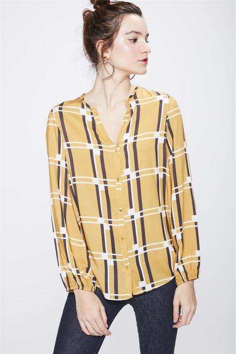 Camisa-Xadrez-Feminina-Frente--