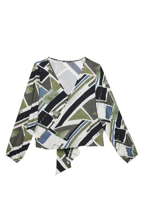 Camisa-Estampada-com-Transpasse-Feminina-Detalhe-Still--