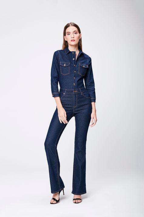 Macacao-Jeans-Flare-Feminino-Frente--