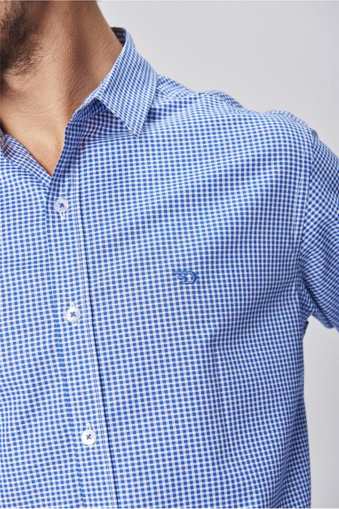 Camisa-Social-Xadrez-Azul-Branco-Detalhe--
