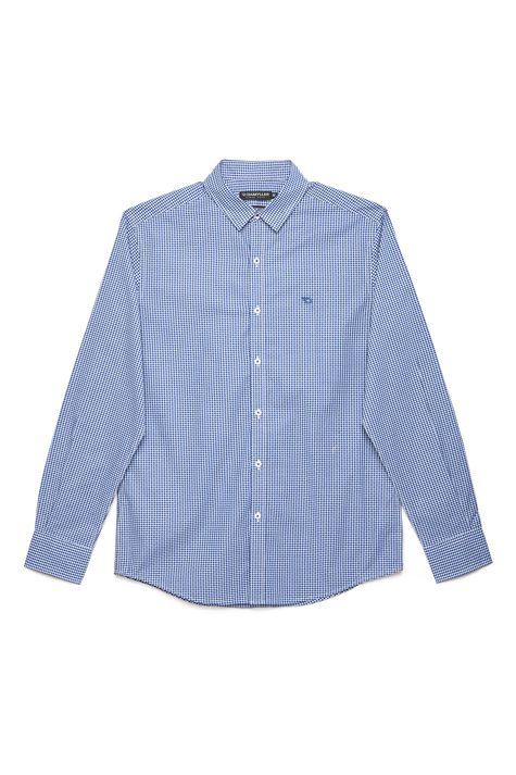 Camisa-Social-Xadrez-Azul-Branco-Detalhe-Still--