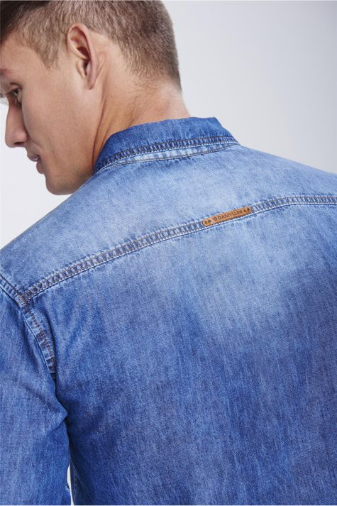 Camisa-Jeans-Masculina-Detalhe--