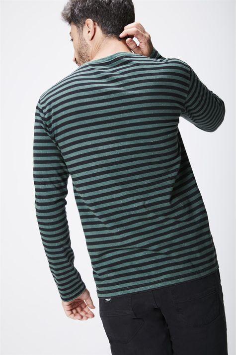 Camiseta-Manga-Longa-Listrada-Masculina-Costas--