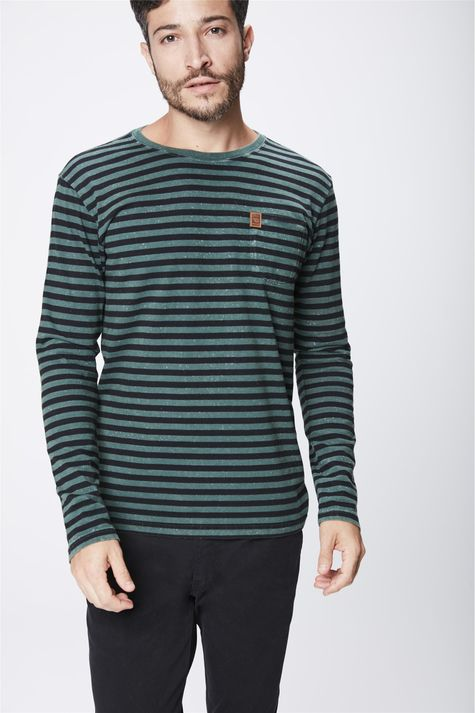 Camiseta-Manga-Longa-Listrada-Masculina-Frente--