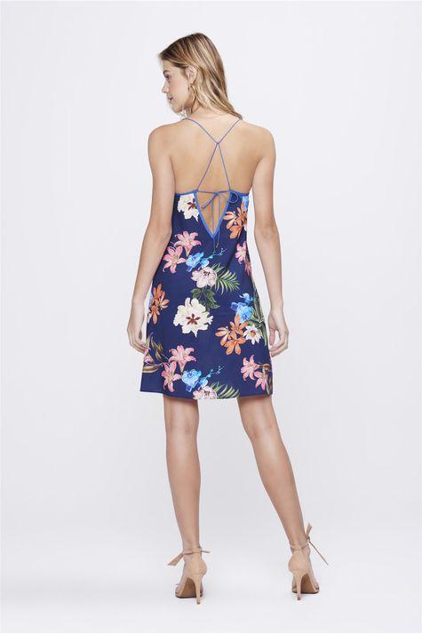 Vestido-de-Alcas-Floral-com-Amarracao-Frente--