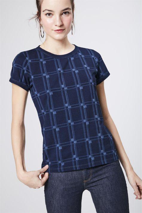 Camiseta-de-Malha-Denim-Feminina-Frente--