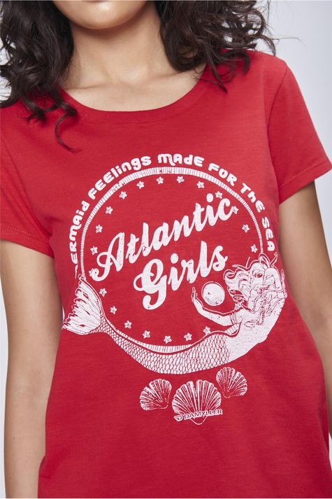 Camiseta-Feminina-Mermaid-Feelings-Detalhe--