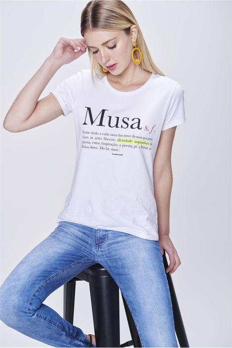 Camiseta-Estampa-Musa-Feminina-Frente--
