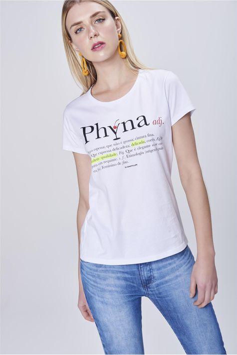 Camiseta-Estampa-Phyna-Feminina-Frente--