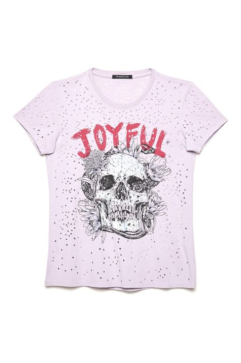 Camiseta-Destroyed-Estampada-Feminina-Detalhe-Still--