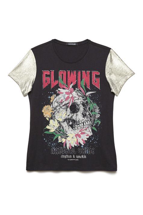Camiseta-com-Mangas-Metalizadas-Detalhe-Still--