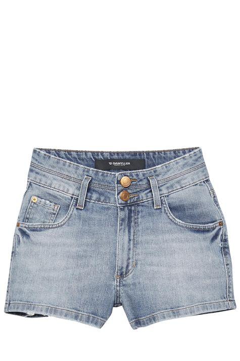 Short-Jeans-com-Cintura-Alta-Feminino-Detalhe-Still--
