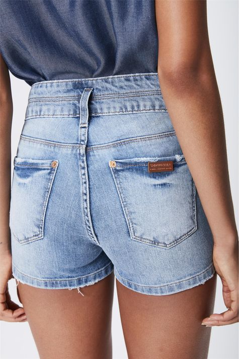 Short-Jeans-com-Cintura-Alta-Feminino-Detalhe-1--