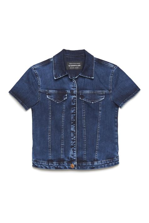 Jaqueta-Trucker-Jeans-com-Mangas-Curtas-Detalhe-Still--