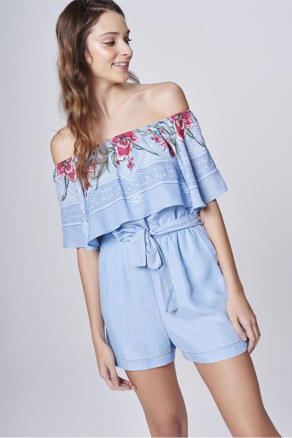 Macacao-Curto-Jeans-Estampado-Feminino-Frente--
