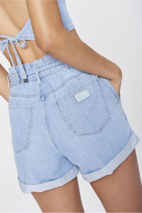 Short-Jeans-Mini-Clochard-Cintura-Alta-Costas--