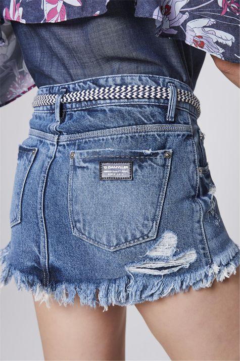 e80948c5d ... Short-Saia-Jeans-com-Cinto-de-Cordao-Frente- ...