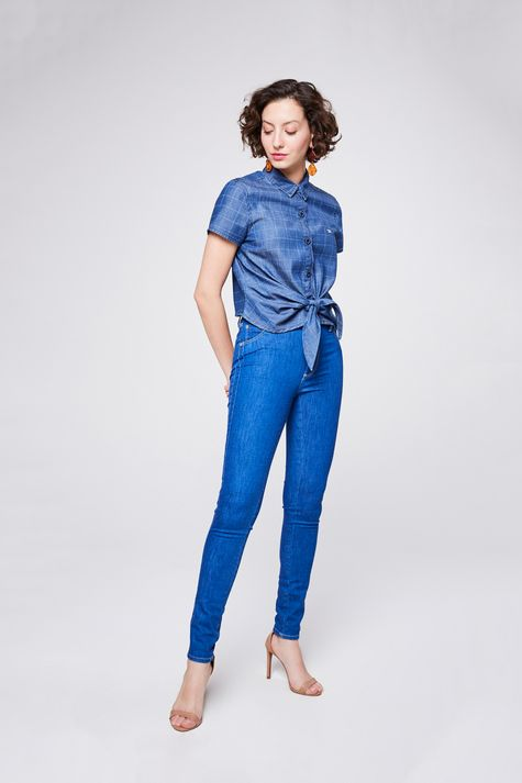Camisa-Jeans-Xadrez-com-Amarracao-Detalhe-2--