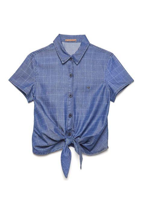 Camisa-Jeans-Xadrez-com-Amarracao-Detalhe-Still--