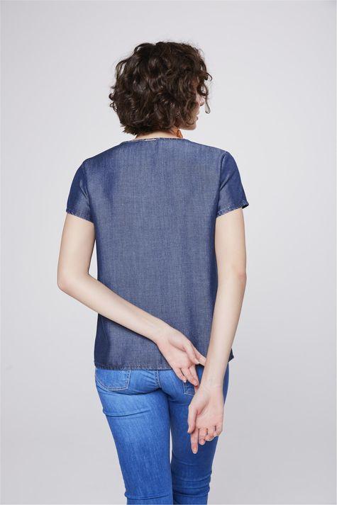 Camiseta-Jeans-Xadrez-com-Tipografia-Costas--