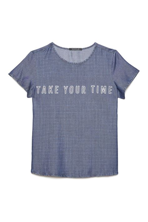Camiseta-Jeans-Xadrez-com-Tipografia-Detalhe-Still--