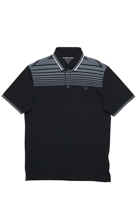 Camisa-Polo-Preta-Masculina-Detalhe-Still--