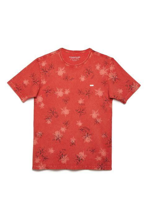 Camiseta-Masculina-Estampa-Floral-Detalhe-Still--