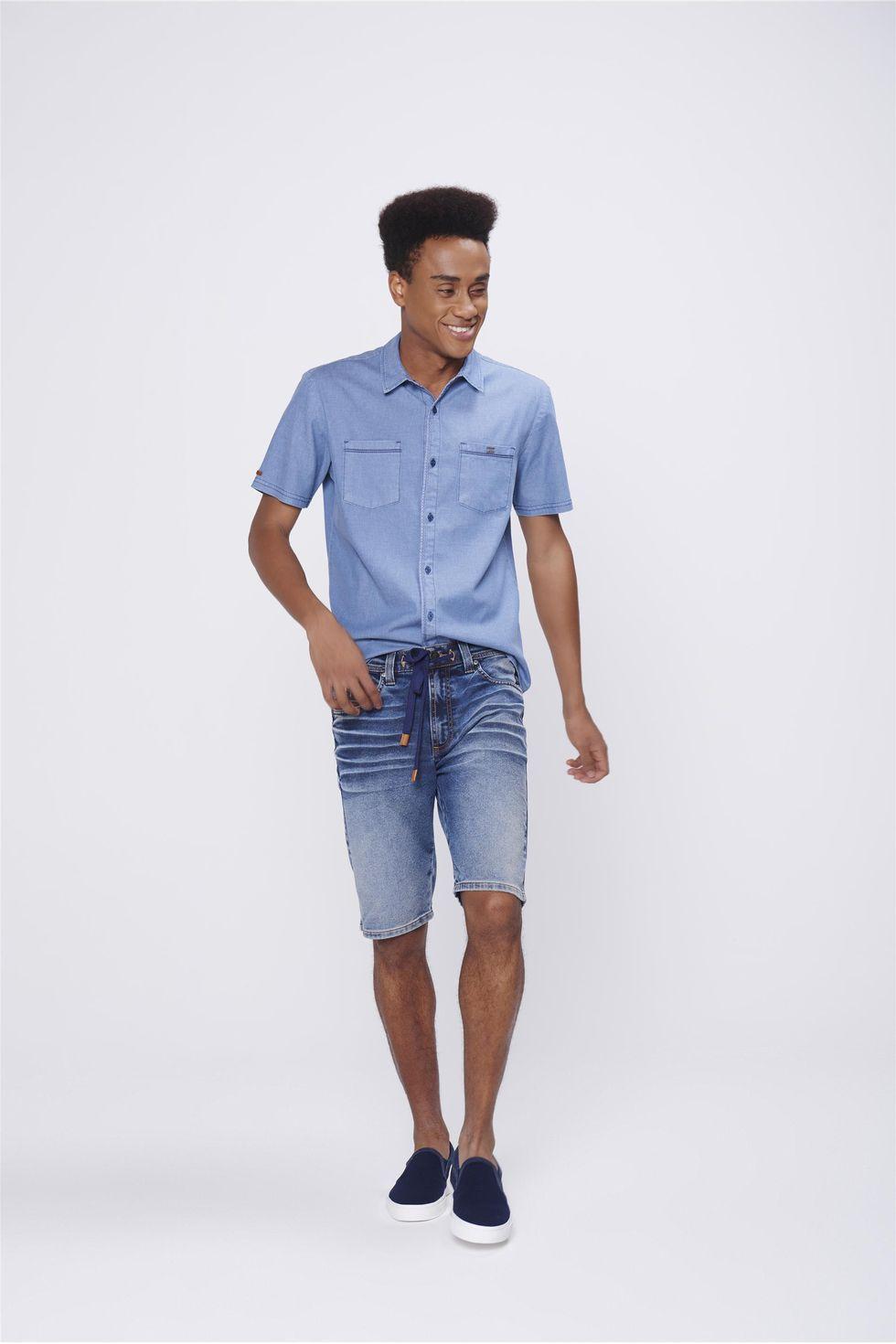 Bermuda-Jogger-Jeans-com-Estampa-Bolso-Frente--