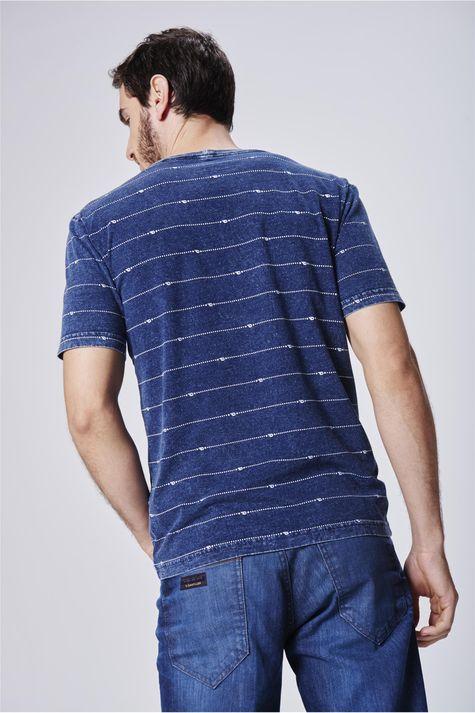 Camiseta-Masculina-Malha-Denim-Costas--