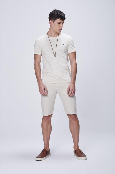 Camiseta-de-Malha-Linho-Masculina-Detalhe-1--